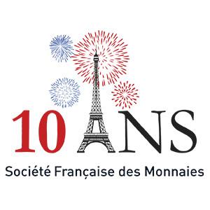 Logo Société française des monnaies