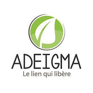 Logo Adeigma